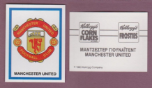 Manchester United Badge K93